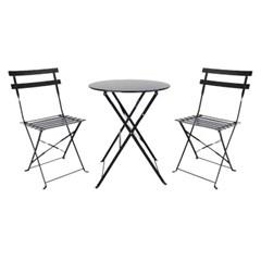 아웃도어 컬러 테이블/의자 세트[SH003548]