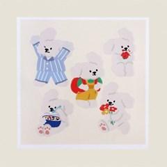 PoPo HappyDay Sticker