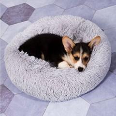 강아지고양이 도넛방석 50cm