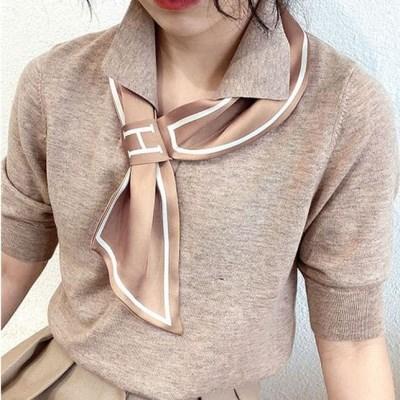 [가을신상] 고오-급 H스카프 & 플라워 꽃무늬 쁘띠 스카프 모음