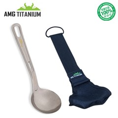 에이엠지티타늄 캠핑국자(L/케이스포함) 캠핑용품 캠핑 백패킹 AMGTI