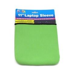 11인치 깔끔한 칼라 노트북 파우치(20cmx28cm)