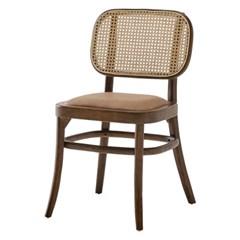 가비 라탄 원목 의자[SH003522]