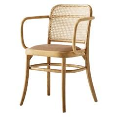루기 라탄 원목 팔걸이 의자[SH003524]