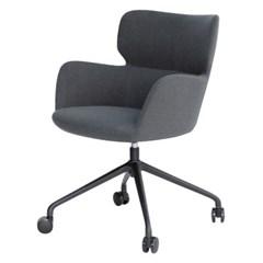 바핏 철제 캐스터 의자[SH003529]