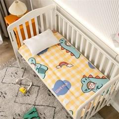 아기 신생아 순면 침대 토퍼 매트리스 패드 매트 H