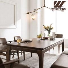 브르노 원목 4인 식탁, 테이블 (벤치, 의자제외)