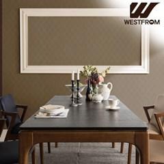 카르멘 화산석 4인 식탁, 테이블 (벤치, 의자제외)