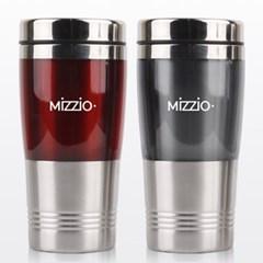 MiZZiO 레브 로얄 라인 보온보냉 텀블러 450ml