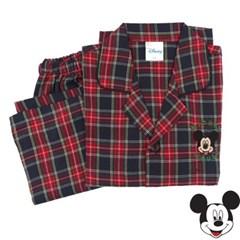 디즈니잠옷 미키클래식 미키마우스파자마 순면 긴팔 유아동실내복