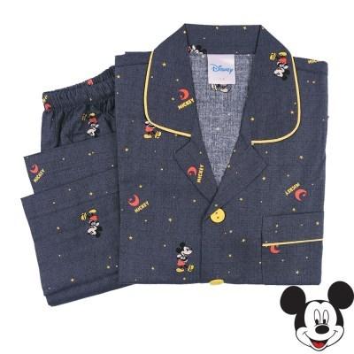 남자어린이실내복 미키달밤 긴팔파자마 유아동내의 디즈니잠옷세트