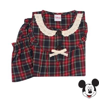 여자아이실내복 디즈니잠옷 미키마우스 미키클래식 긴팔 순면파자마