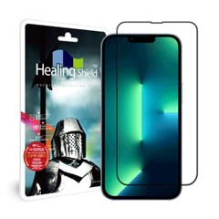 아이폰13 프로 맥스 3D 풀커버 강화유리 액정보호필름 1매