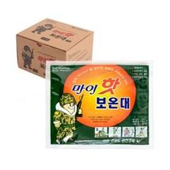 마이핫 보온대 10매 1박스/보온팩/핫팩/찜질팩/손난로