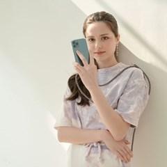 줄앤코 골드블루 Gold Blue 핸드폰스트랩 휴대폰 폰케이스
