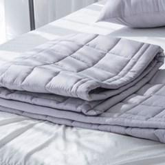 블럭 세미 항균 알러지케어 사계절 패밀리 침대패드 KKK