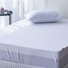 모던 방수 항균 홑 침대 매트리스 커버 SS
