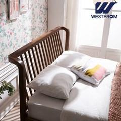 NEW잉그리드 원목 평상형 침대(퀸) 프레임 / 전국착불