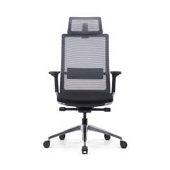 [올즈] 바스토 알루미늄 프레임 튼튼한 사무용 책상의자 중역의자