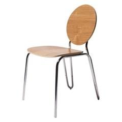 모닌 크롬 의자[SH003663]