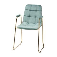 블럼 철제 팔걸이 의자[SH003501]