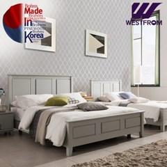 브람스G PINEWOOD 투매트리스 침대(퀸) F3 매트리스