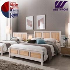 브람스N PINEWOOD 투매트리스 침대(퀸) F13 매트리스