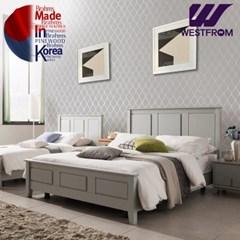 브람스G PINEWOOD 투매트리스 침대(퀸) F13 매트리스