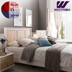 브람스N PINEWOOD 침대(퀸) + 파운데이션(하단) 매트리스