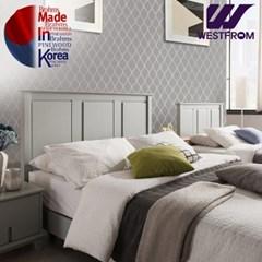 브람스G PINEWOOD 침대(퀸) + 파운데이션(하단) 매트리스