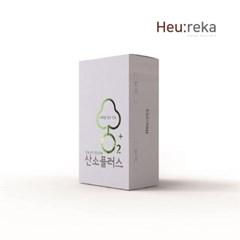 휴레카 60g 산소플러스 전기없는 실내용 차량용 공기청정기