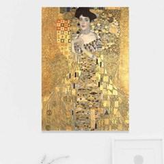 주문제작 액자 Gustav Klimt Portrait of Adele Bloch