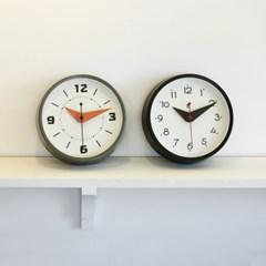 무소음 스틸버드벽시계