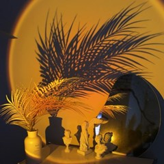 선셋 LED 조명 석양 일몰 노을 무지개 무드등 감성 분위기 포토존