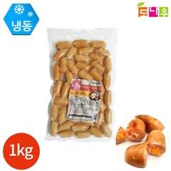 도나우 옥수수콘 소시지 1kg x 1봉