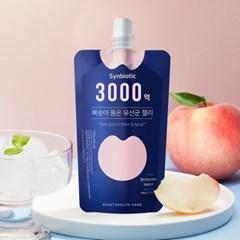 [리셋몰]신바이오틱 복숭아 품은 유산균 젤리 1박스(10개입)