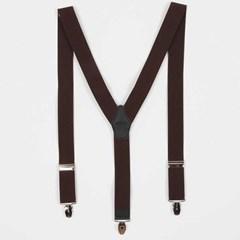Classic 남여 suspenders 밤색 CH1778827