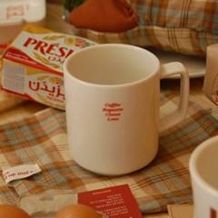 recipe mug 일상레시피 홈카페 머그컵