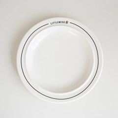 리틀넥 원형접시(22.5cm)