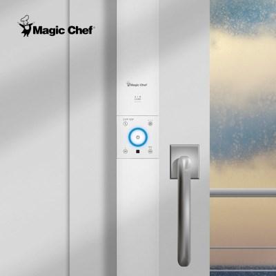 [매직쉐프] 창문형 공기청정기 환기청정기 MEWAP-1000