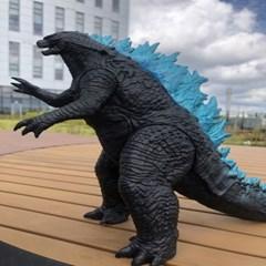 영화촬영용 빅사이즈 고질라 Godzilla 괴수 피규어