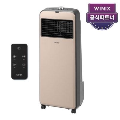 [공식인증점] 위닉스 온풍기 FSE200-KNK PTC 리모컨