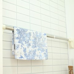 NPL 못없이 샤워 커튼봉 압축봉 50~200cm [초강력 커텐봉 욕실 걸이]