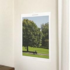 [The Regent's Park] A3 마치스가든 유럽 포스터 런던 영국
