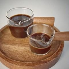 우드핸드 에스프레소 cup