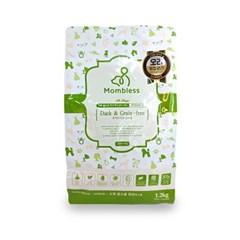 [룸펫] 맘블레스 습식사료 1.2kg오리(소화/위장)