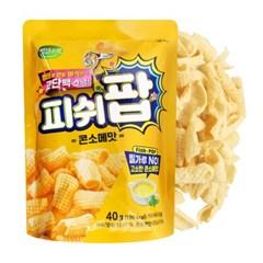 피쉬팝 콘소메맛 40g