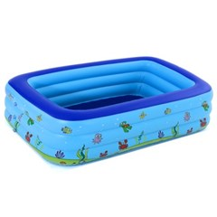 [아이니샵] 유아 성인 물놀이 풀장 실내 수영장 중형