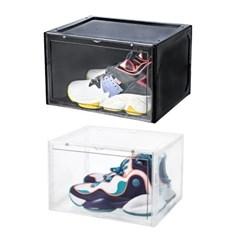 집안 신발보관함 고급형 자석사이드오픈 신발정리대