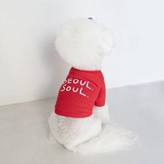 Seoul Soul Tee(Red)